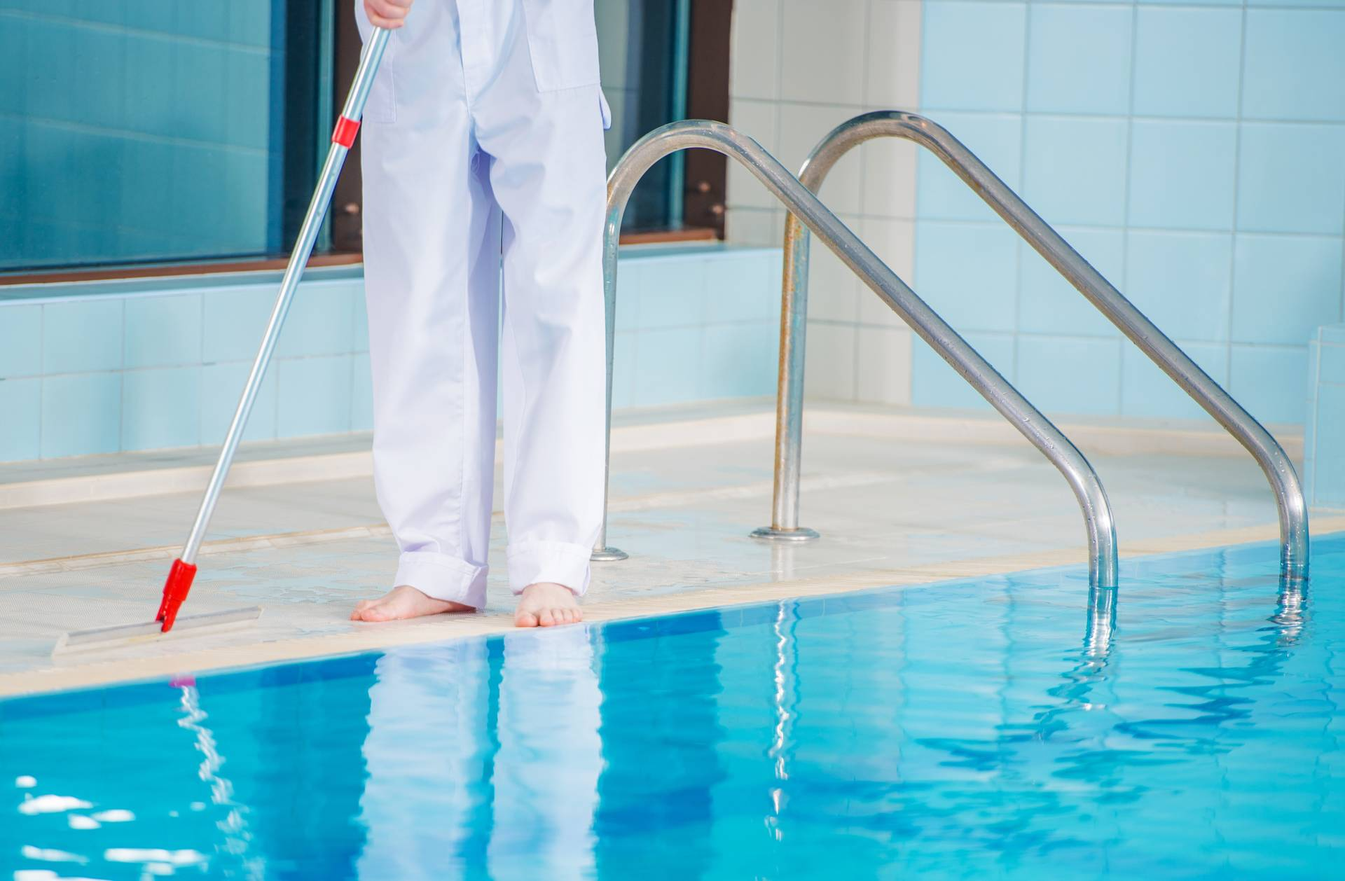 How To Clean Up Chlorine Spills
