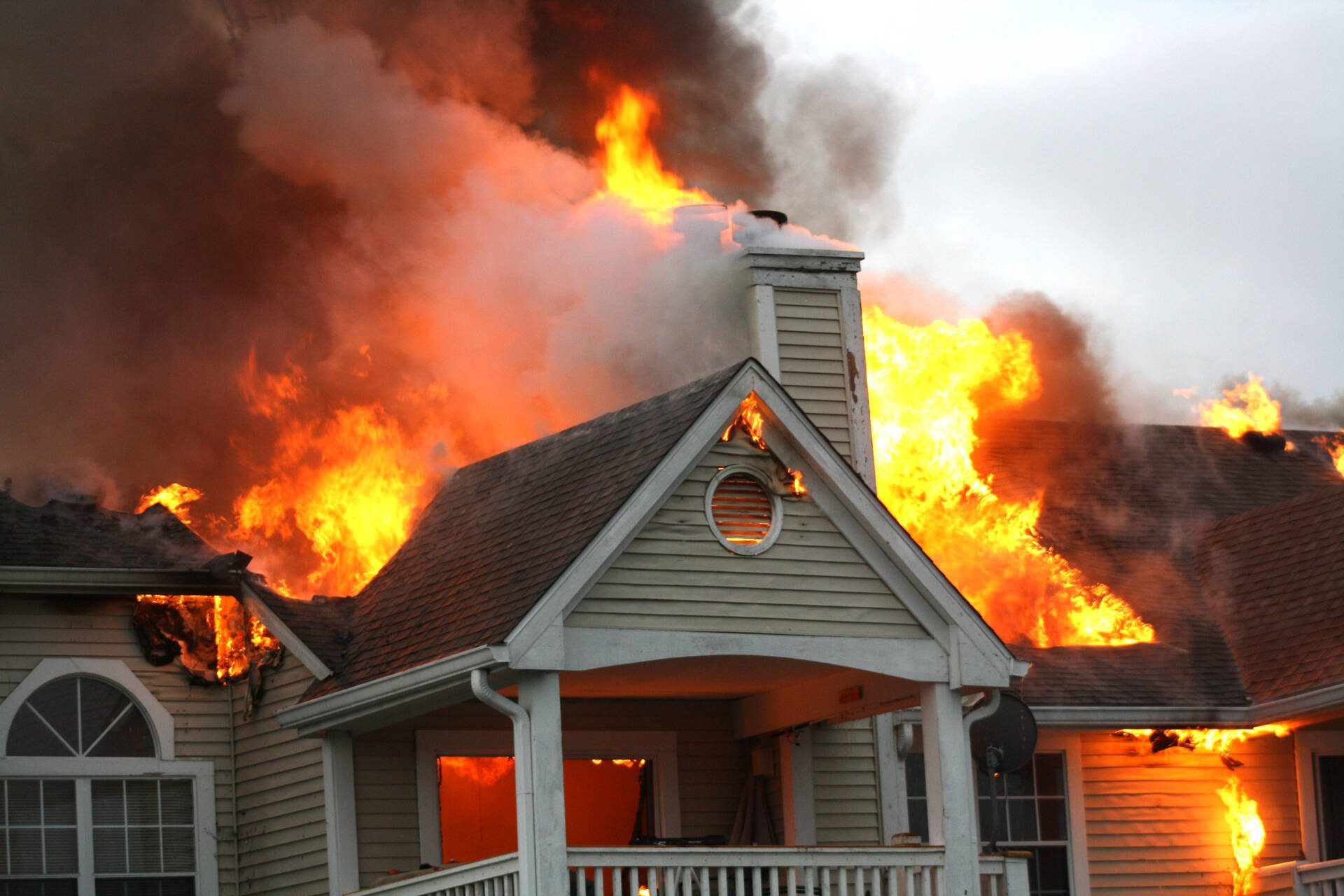 Who Pays When A Neighbor's Fire Spreads To Your Home?